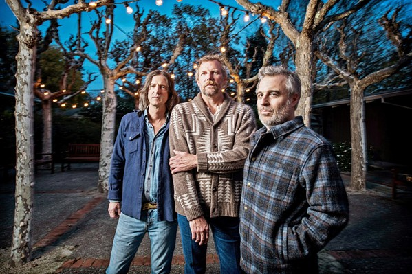 CALI ROCK The Mother Hips bring their quasi-psychedelic breezy California rock to BarrelHouse Brewing on July 19. - PHOTO COURTESY OF THE MOTHER HIPS