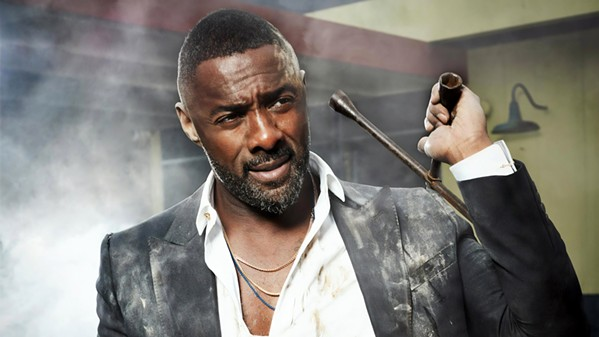 BLACK SUPERMAN Genetically enhanced Brixton (Idris Elba) threatens humanity with a super-virus, believing it's the next needed step in human evolution. - PHOTOS COURTESY OF UNIVERSAL PICTURES