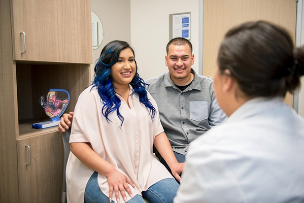 WOMEN'S HEALTH The Trump administration's changes to the Title X program could affect the reproductive health services that local agencies provide. - PHOTO COURTESY OF PLANNED PARENTHOOD CALIFORNIA CENTRAL COAST