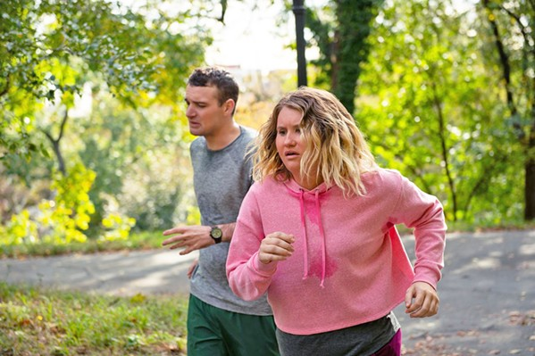 SEE BRITTANY RUN Motivated to lose weight, a hard-partying woman (Jillian Bell) sets out to compete in the New York City Marathon, in the drama-comedy, Brittany Runs a Marathon. - PHOTO COURTESY OF MATERIAL PICTURES