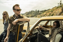 ROCKIN' LA Tom Petty protégés The Shelters come to the SLO Brew Rock on Sept. 11. - PHOTO COURTESY OF THE SHELTERS