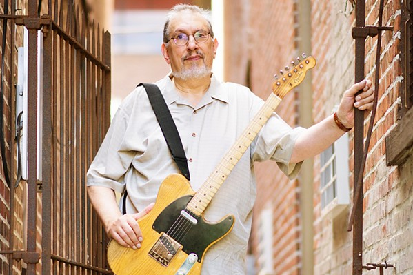 MASTERFUL Genre-jumping multi-instrumentalist David Bromberg comes to the Fremont Theater on Sept. 20, the day after his 74th birthday. - PHOTO COURTESY OF DAVID BROMBERG