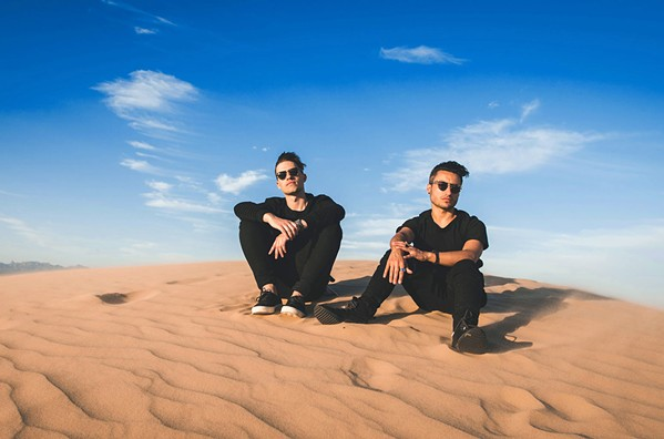 LUX LIFE Get your dance on to electronic trip-hop act Loud Luxury at the Fremont Theater on Sept. 28. - PHOTO COURTESY OF ALEXANDER SWORIK