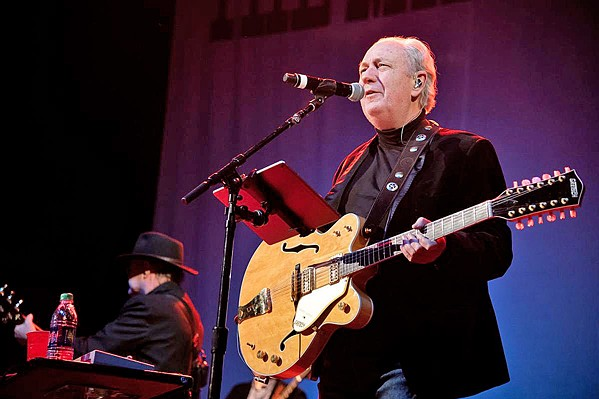 HERE HE COMES The Fremont Theater hosts former The Monkees member Michael Nesmith and the First National Band on Oct. 5. - PHOTO COURTESY OF MICHAEL NESMITH