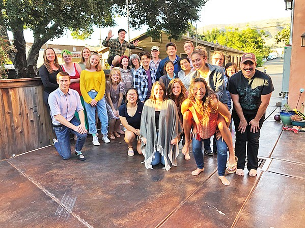 PREVENTION COMMITTEE RISE's Close to Home Community Organizing Team is spearheaded by a committee made up of 24 volunteers who range from 14 to 43 years of age. - PHOTO COURTESY OF JANAE SARGENT