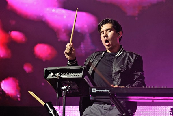 EVERYBODY DANCE NOW DJ, musician, producer, and electronic dance music sensation Gryffin (née Dan Griffith) stops at Avila Beach Golf Resort as part of his Gravity II Tour on Oct. 18. - PHOTO COURTESY OF GRYFFIN