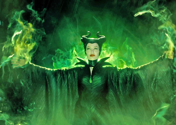 WHO'S EVIL? In Maleficent: Mistress of Evil, Angelina Jolie reprises her title role, but is she truly evil or just misunderstood? - PHOTO COURTESY OF WALT DISNEY PICTURES
