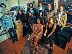 SEATTLE JAZZERNAUTS High Pulp brings their diverse sounds to a free show at Frog and Peach on Nov. 6. - PHOTO COURTESY OF HIGH PULP