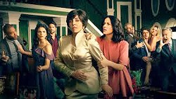 BEGGING WITH DEATH In order for new family secrets to emerge, the de la Mora family must experience a death that will rock their world. - PHOTO COURTESY OF NETFLIX