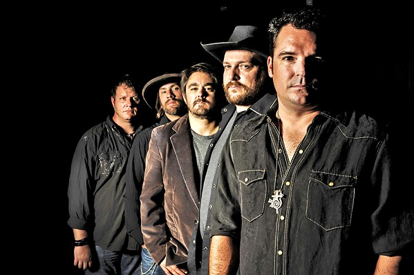 BRAUN BROTHERS Numbskull and Good Medicine Presents are bringing country rockers Reckless Kelly, fronted by Willy and Cody Braun, to The Siren on Nov. 15. - PHOTO COURTESY OF RECKLESS KELLY