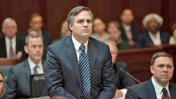 DAVID VS. GOLIATH Mark Ruffalo stars as former corporate defense attorney Robert Bilott, who takes on an environmental lawsuit against his former employer DuPont, in Dark Waters. - PHOTO COURTESY OF KILLER FILMS