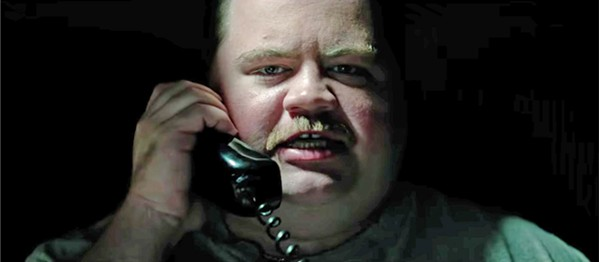 FROM VICTOR TO VICTIM Security guard Richard Jewell (Paul Walter Hauser) saved thousands from a bomb at the 1996 Olympics only to be pilloried by the media who falsely reported he was a terrorist, in director Clint Eastwood's Richard Jewell. - PHOTO COURTESY OF 75 YEAR PLAN PRODUCTIONS