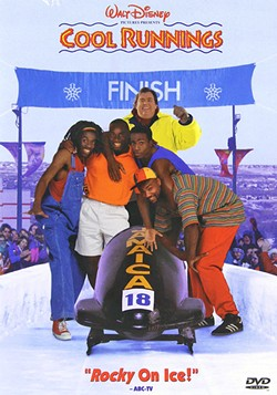 'FEEL THE RHYTHM' Loosely based on the true story of the 1988 Winter Olympics, Cool Runnings tells the tale of the first Jamaican bobsled team and its unlikely path to a respectable Olympic showing. - PHOTO COURTESY OF WALT DISNEY PICTURES