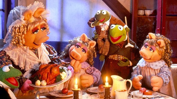 GOD BLESS US, EVERY ONE! The Fremont Theater presents a free holiday matinee screening of The Muppet Christmas Carol on Saturday, Dec. 21, at 11 a.m. - PHOTO COURTESY OF WALT DISNEY PICTURES