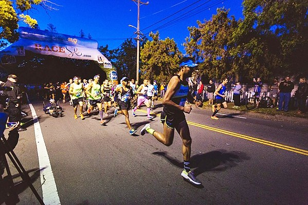 END OF AN ERA The popular SLO Marathon is no longer being held in the city of SLO. On hiatus for 2020, the marathon will have a new home city in 2021. - FILE PHOTO BY KAORI FUNAHASHI