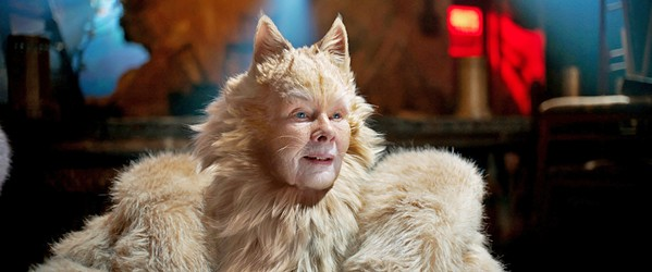 HEY JUDI Judi Dench stars as Old Deuteronomy, in director Tom Hooper's adaptation of the classic Andrew Lloyd Webber musical, Cats. - PHOTO COURTESY OF UNIVERSAL PICTURES
