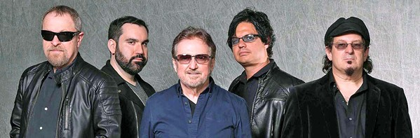 DON'T FEAR THE REAPER Legendary hard rockers Blue Öyster Cult play the Fremont Theater on Jan. 15. - PHOTO COURTESY OF BLUE ÖYSTER CULT