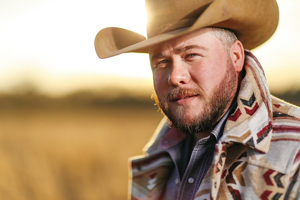 HOUSTON HITMAKER Country artist Josh Ward is riding 12 consecutive No. 1 Texas radio hits right into The Siren on Jan. 18. - PHOTO COURTESY OF JOSH WARD