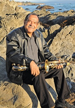 LEGENDARY Two-time Grammy-winning saxophonist Ernie Watts and his quartet play in the Unity Concert Hall on Jan. 18. - PHOTO COURTESY OF ERNIE WATTS