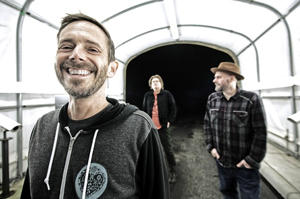 THEY STILL GOT IT Santa Barbara alt-rockers Toad the Wet Sprocket celebrate 30-plus years together with a Jan. 29 show at the Fremont Theater. - PHOTO COURTESY OF TOAD THE WET SPROCKET