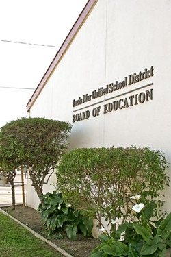 BACK TO SCHOOL Lucia Mar Unified School District, which spans from Nipomo to Shell Beach, is the only public school system in SLO County with a full three weeks off for winter break. - FILE PHOTO BY AMY ASMAN