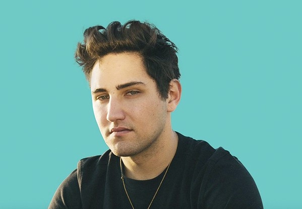 GET UP AND DANCE Electronic dance music producer Jauz plays the Fremont Theater on Feb. 5. - PHOTO COURTESY OF JAUZ