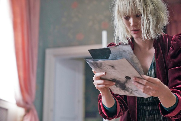 SCREWED The Turning, an unnecessary update of Henry James' horror novella The Turn of the Screw, stars Mackenzie Davis as governess Kate. - PHOTO COURTESY OF UNIVERSAL PICTURES