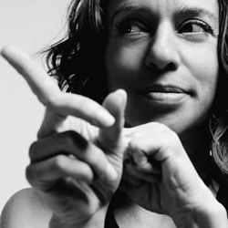 DIY DARLING Feminist icon Ani DiFranco, the mother of the DIY movement who started her own indie label back in 1990, plays the Fremont Theater on Feb. 16. - PHOTO COURTESY OF ANI DIFRANCO