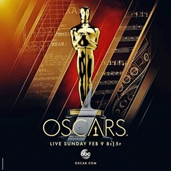 AND THE OSCAR GOES TO ... I thought I had sworn off the Oscars, but the 92nd Academy Awards did not disappoint this year. - IMAGE COURTESY OF ABC