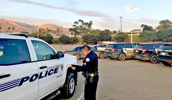 BETTER REGISTER A recently implemented ordinance requires Grover Beach alarm users to register their systems and obtain a $25 permit each year. Beginning in April, unregistered users will be fined for false alarm incidents that police respond to. - FILE PHOTO COURTESY OF THE CITY OF GROVER BEACH
