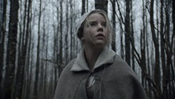 GOOD AND EVIL In 1630, Thomasin (Anya Taylor-Joy) is accused of witchcraft, leading to her family's unraveling, in the 2015 horror film The Witch, available on Netflix. - PHOTO COURTESY OF PARTS AND LABOR