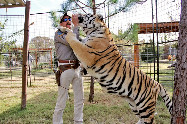 STRANGER THAN FICTION Joe Exotic, currently imprisoned for a murder-for-hire scheme of one of his rivals, is at the center of Tiger King, a new limited TV miniseries on Netflix. - PHOTO COURTESY OF NETFLIX