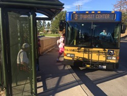 SERVICE ALERT Santa Maria and Lompoc city transit agencies are now offering shuttle service to make up for a loss in routes due to COVID-19 measures. Call (805) 928-5624 to schedule a SMAT shuttle. Call (805) 736-7666 to schedule a Lompoc dial-a-ride shuttle. - FILE PHOTO BY DAVID MINSKY