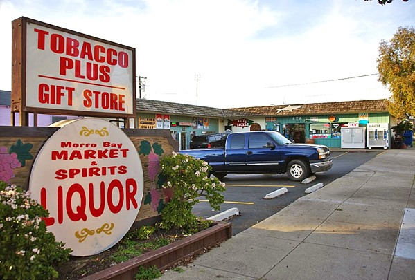 UNHEARD BUSINESS OWNERS Ben Akkare, owner of Tobacco Plus in Morro Bay, said while the city council eased their regulations on tobacco products, his business will still be affected. - PHOTO COURTESY OF GOOGLE.COM