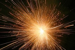 LIGHT THEM UP Fireworks will still be sold in the Templeton community amid concerns over large gatherings in Templeton Park on July 4. - FILE PHOTO