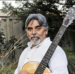 MYSTICISM AND MUSIC Amid the pandemic, Cambria singer-songwriter Mark Stanton Welch felt called to write 33 new songs, some of which he'll perform live at Rose's Landing on June 26. - PHOTO COURTESY OF MARK STANTON WELCH