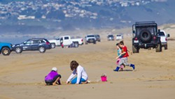 NOT SUCH A BURDEN In a report released on June 16, a SLO County grand jury found that emergency response times to SLO County residents aren't negatively impacted by emergencies at the state park. - FILE PHOTO BY JAYSON MELLOM