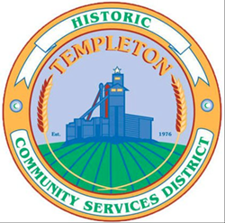 RELIEF The Templeton Community Services District is one of many special districts that are advocating for a bill that would include them in future coronavirus relief packages. - PHOTO COURTESY OF TEMPLETON CSD