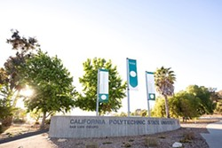 JACKPOT Cal Poly's most successful capital campaign in school history concluded this month having raised $832 million. - FILE PHOTO