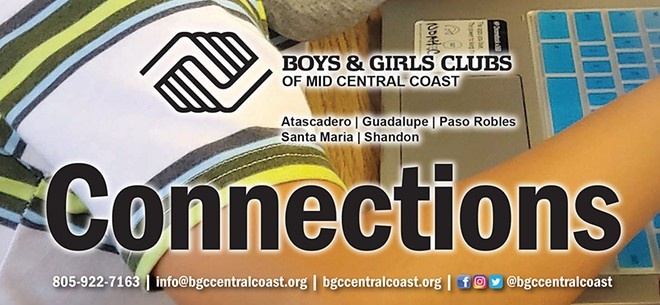 Boys & Girls Clubs of Mid Central Coast: Connections 2020