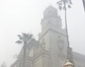Twilight on the Terrace was a chilly—but still fun—evening of food and wine on Hearst Castle's steps
