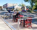 Paso expands outdoor seating at city park, discusses parklets