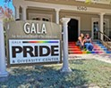 Drive-by Pride: Gala finds a safe way for the community to commemorate Pride Month