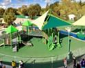 Fencing on Atascadero's Joy Playground vandalized