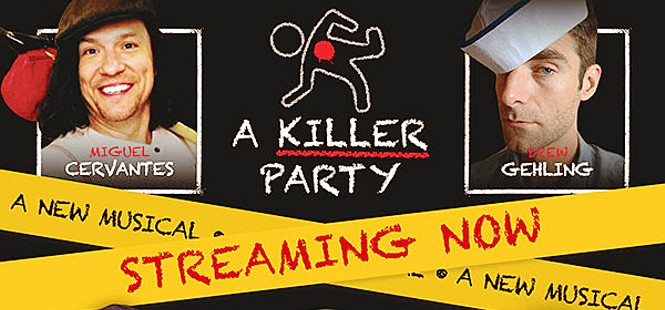 Break out of your COVID-19 rut with a musical mystery series, <b><i>A Killer Party</i></b>