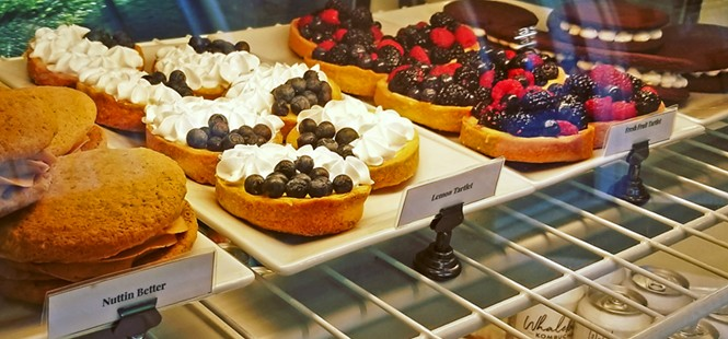 Joliene Bakery creates professional French pastry at The Creamery with a nod to owner Chloe Fertel's happy place