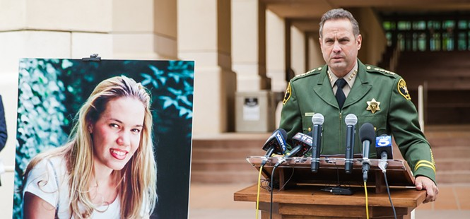 SLO County DA says Paul Flores raped and murdered Kristin Smart