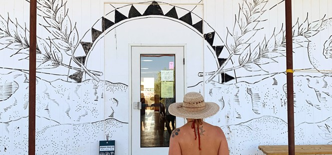 Resilience, restoration, and relaxation are the common threads in New Cuyama, an ideal day trip or weekend getaway