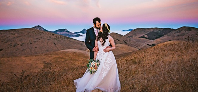 Moments that last: SLOtography talks wedding photography on the Central Coast