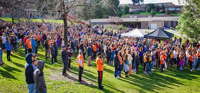 #Enough: Local students protest gun violence, face threats, and shelter in place in the wake of Florida high school shooting